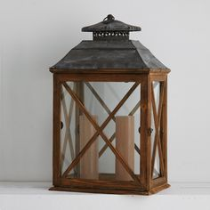 Antique Wooden Lanterns | Antique Wooden Lantern 62m