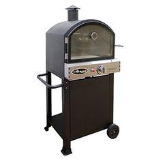 AZ Patio Heater Hiland Pizza Oven with Stone