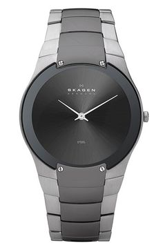 Skagen Round Bracelet Watch available at #Nordstrom