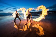 Spark Fire Dance - Electroswing Dragon Fire Duo