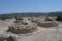 Poblado y necrópolis de El Cascarujo, Alcañiz