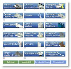 Download Free Bradley Revit BIM Library | 1000 Revit Family Models