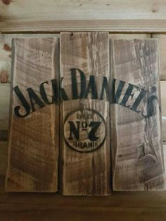 Check out this item in my Etsy shop https://www.etsy.com/uk/listing/476662924/jack-daniels-sign-upcycled-from