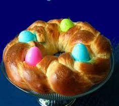 Spanish Easter Bread