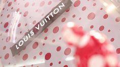 #PopUpStore #Louis Vuitton #YayoiKusama #PrintempsHaussman #Paris