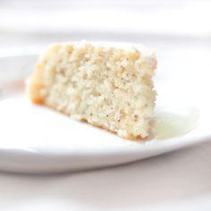 cardamon coconut cake