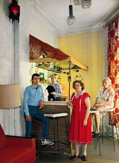 Amazing Photographs Capture Everyday Life in East Berlin in the Mid-1980s
