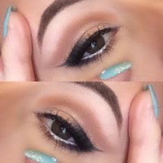 Alicia Ventimiglia  Instagram @aliciaisis77 | Makeup Artist | Cutcrease  #makeup #breakfastattiffanys