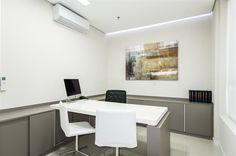 Projeto de Arquitetura Especializada - Consultório Dr.Fabrício Ribeiro