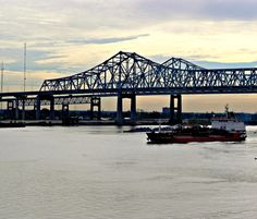 port of new orleans.