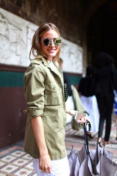 Love this Olivia Palermo Look