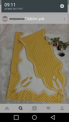 Table Runners, Diy And Crafts, Apron, Sewing, Dish Towels, Towels, Craft, Manualidades, Dressmaking