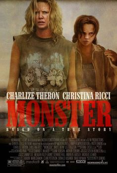 I love movies based on true stories. Charlize and Christina both did a fantastic job on this film.