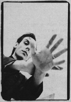 Peter Murphy Celebrates 35 Year of Bauhaus - Performing Solely… 80s Goth, Punk Goth, Bauhaus Band, Love And Rockets, Goth Bands, Goth Music, Siouxsie & The Banshees, Into The Fire, New Romantics