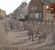 Ghosts of war - Veghel, Shadows by juffrouwjo, via Flickr