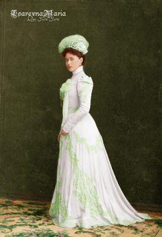Grand Duchess Elisabeth Feodorovna Romanova of Russia.A♥W
