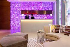Indigo Hotel Lobby
