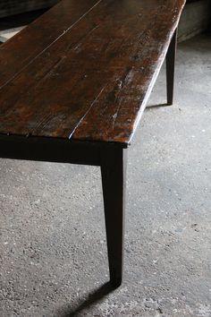 Antieke Eikenhouten Salontafel.41 Beste Afbeeldingen Van Franse Tafel French Farmhouse Table