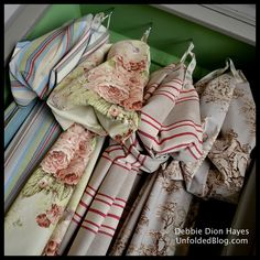 Annie Sloan Fabric Collection   Annie Sloan Unfolded Retailers