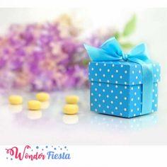 Cajitas para pequeños detalles y regalos