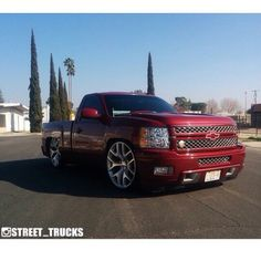#Chevy Single Cab