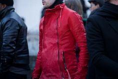 Street Style: Semana de la Moda de París Rick Owens de los hombres | Highsnobiety