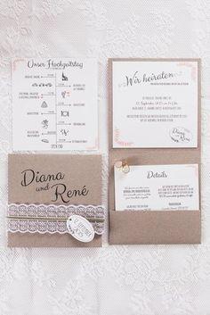 Schöne Mint Pocket Fold Einladung Zur Hochzeit Mit Zartrosa Korallen Auf  Elfenbein Festgelegt Auf Etsy, 2,27 U20ac   Wedding   Pinterest   Pocketfold  Wedding ...