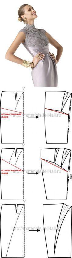sew skirt...♥ Deniz ♥