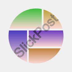 Geometric Collage Template