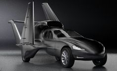 GF7 Concept of Flying Car