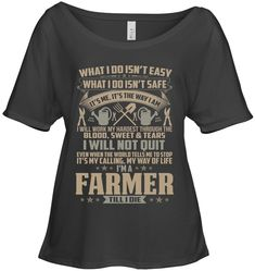 Are you looking for Farmer T Shirt, Farmer Hoodie, Farmer Sweatshirts Or Farmer Slouchy Tee and Farmer Wide Neck Sweatshirt for Woman And Farmer iPhone Case? You are in right place. Your will get the Best Cool Farmer Women in here. We have Awesome Farmer Gift with 100% Satisfaction Guarantee. Electrician T Shirts, Electrician Gifts, Gifts For Truckers, Gifts For Farmers, Slouchy Tee, Hoodies, Sweatshirts, Iphone Case, Woman