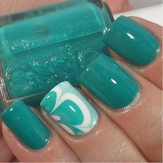 Fashion nails Fashion nails Fashion summer nails flower nail art, Manicure nail design, Nails with flowers, Pattern nails, Shellac nails Get Nails, Fancy Nails, Trendy Nails, How To Do Nails, Do It Yourself Nails, Uñas Fashion, Nagellack Trends, Manicure E Pedicure, Manicure Ideas