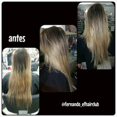 "Efeito ""Multi-Tonalidades""   #efhairclub  #fabricadeloiras #opoderdasmechas  #amagiadascores #cabelospoderosos #ombre #ombrehair   #mechas #salao #balayage #luzes #blondgirls #blonde #blondlife #cutcolor  #highlights #salon #salonlife #instahair #hairdresser #hairstylist #btcpics #hairpost #beautifulhair #moda #cabelos #divas #instaglam @fernando_efhairclub"