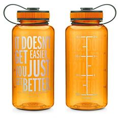 Inspirational Fitness Workout Sports Water Bottle with Time Marker Water Bottles, Get Well, Fitness Inspiration, Markers, Cricut, Wellness, Inspirational, Goals, Times