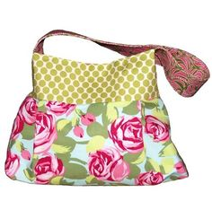 free purse pattern. this is when I wish I knew how to sew really good.