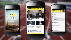 BBC Launches Official Olympic Games Streaming Application