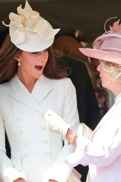 What Is Kate Middleton's Relationship Like With Other Royal Women?