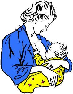 Breastfeeding Clip Art On Pinterest Breastfeeding And