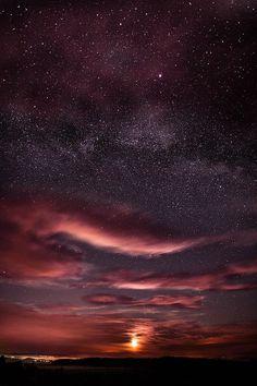 "wonderous-world: "" The Milky Way Killer by Mirko Fikentscher """