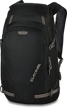 8d8df017b1 Dakine Heli Pro DLX Backpack Black 24Liter -- Check out this great product.  Rucksack