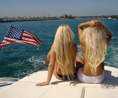 gorgeous long blonde hair. onee day