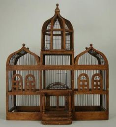Architectural Models  I have this bird cage!!