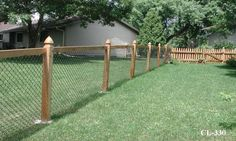 Inexpensive, See Through Fence. - Landscaping & Lawn Care