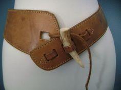 Leather & BONE  Belt