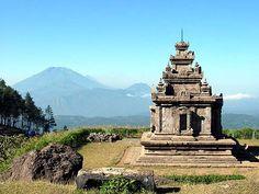 Candi Sukuh, Solo, Java