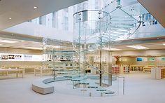 Apple Store interior #5th avenue
