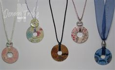 Washer+Pendant+Necklaces+