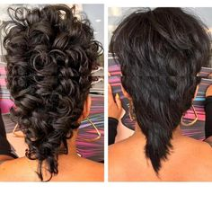 Image may contain: one or more people and closeup – My CMS Short Sassy Hair, Cute Hairstyles For Short Hair, Trending Hairstyles, Short Hair Cuts, Curly Mohawk Hairstyles, Side Hairstyles, Party Hairstyles, Hairdos, Vintage Hairstyles