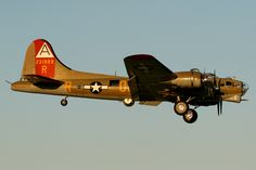"""B-17 Flying Fortress. """"Nine-O-Nine"""" was a Boeing B-17G-30-BO Flying Fortress heavy bomber, of the 323rd Bomb Squadron, 91st Bomb Group, that completed 140 combat missions during World War II, believed to be the Eighth Air Force record for most missions, without loss to the crews that flew it."""