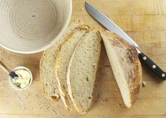 Updated no-knead bread recipe